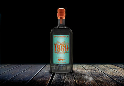 Wicked wolf gin
