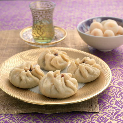 CHINA: A REGIONAL COOKBOOK by Terry Tan Bean Paste Buns